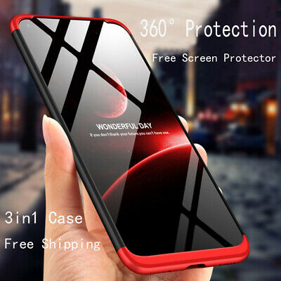 360° Full Protection Cover Shockproof Hard  Case For Huawei Honor View 20 V20