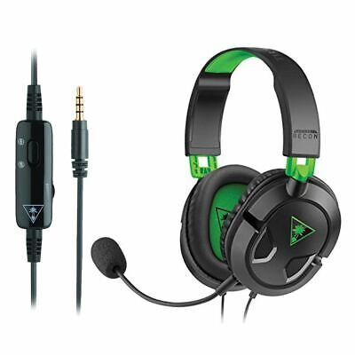 Turtle Beach Ear Force Recon 50X Wired Over-Ear Gaming Headset with Mic Grade C