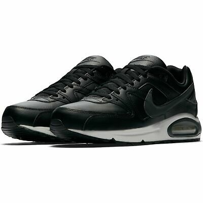 Nike Air Max Command Leather Schwarz Anthrazit 749760 003