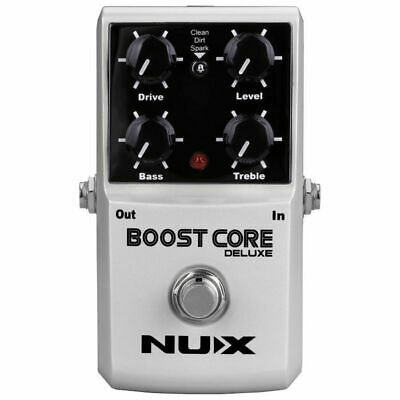 NUX Boost Core Deluxe Booster Pedal