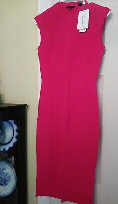 c04a61fbe2b6 Ted Baker (1) Bodycon Jacquard Knitted Sweater Dress New No Label Size (USA