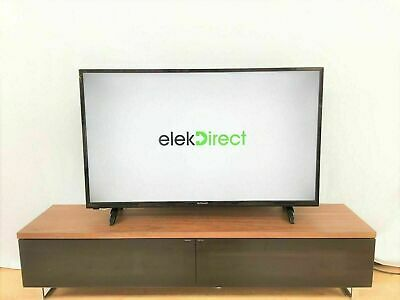 Techwood 50AO7USB 50 Inch Smart LED TV 1080p Full HD Freeview A+ Rated #213388