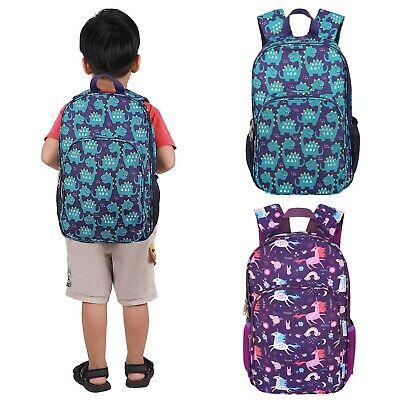 59ee173ab508 TODDLER BACKPACK FOR Kids Boys Girls Daycare Preschool Elementary ...