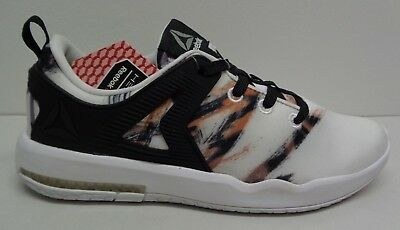 Reebok Size 6 HEXALITE X GLIDE GR Black White Training Sneakers New Womens  Shoes 515c0fcfb