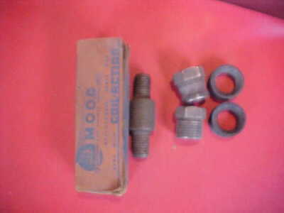 ONE NOS 39 40 41 46 47 48 CHEVY Upper Support Control Arm Pivot Pin MOOG K-25