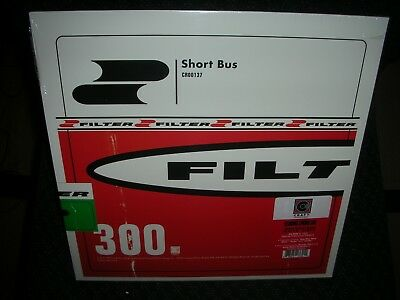 Filter **Short Bus (Indie Exclusive White Vinyl) **NEW RECORD LP VINYL