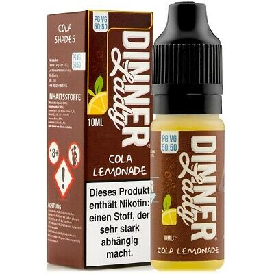 Dinner Lady Cola Lemonade eLiquid 10ml