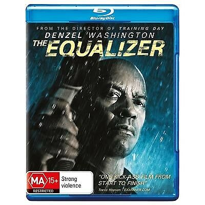 The Equalizer 1 : NEW Blu-Ray