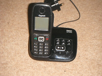 Gigaset Al415A  Digital Cordless Phone With Answering Machine