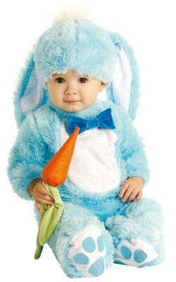 Handsome Lil Rabbit Costume -Boys Easter Bunny Rabbit Fancy Dress 3 Sizes 885351