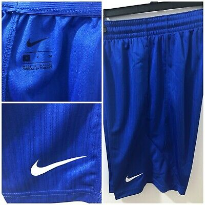 cheap for discount 0f20c d488f Nike Mens Blue White Size S Basketball Layup 2.0 Shorts  30 NWoT  718344-