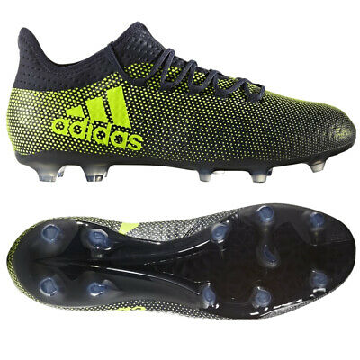 adidas Performance X 18.1 Firm Ground Fußballschuh Nocken