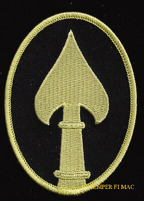 OSS PATCH HEADQUARTERS WW 2 Office of Strategic Services Intelligence CIA PIN UP