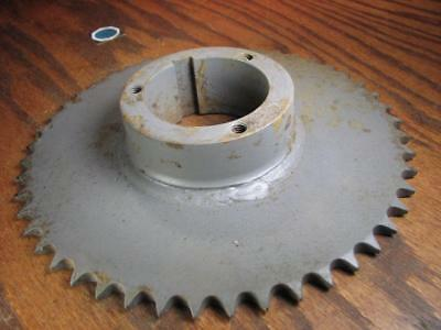 """Browning - 10"""" x 2-3/4"""" Roller Chain Sprocket 48 tooth pitch 50 - 50Q48"""