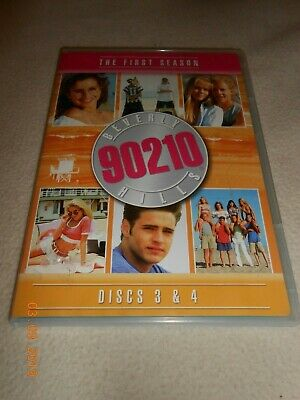 Beverly Hills 90210 the First Season Disc 3 & 6