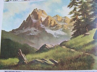 Landscapes You Can Paint By William Palluth Oil   Walter Foster Tole Paint