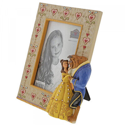 Disney Traditions Beauty and the Beast Photo Frame Picture 6001369 BRAND NEW