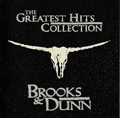 Brooks & Dunn - The Greatest Hits Collection CD 1997 NEW/SEALED