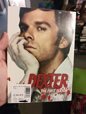Dexter The First Season DVD BRAND NEW SEALED