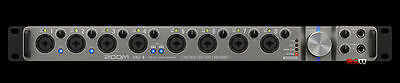 Zoom UAC-8 Usb 3.0 Audio Interface UAC8 Fastest PC Mac Recording W Cubase Le7