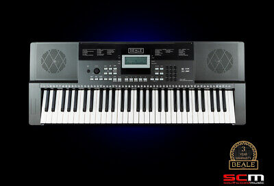 RRP$349! YAMAHA YPT340A Keyboard 61Key Touch Sensitive w/Adaptor & 3 YR Warranty