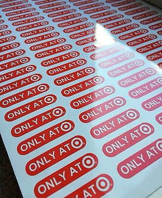 10 X Replacement  TARGET Exclusive funko pop vinyl Stickers Hot Topic Limited Ed