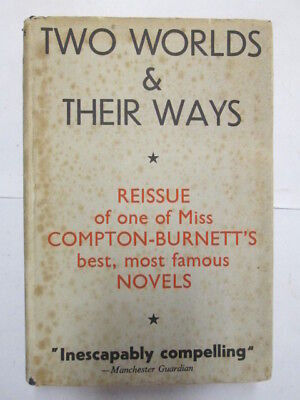 Acceptable - Two Worlds and Their Ways - Compton-Burnett, I 1952-01-01   Victor