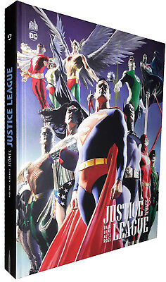 Comics - Urban Comics - Justice League : Icones - Dini / Ross