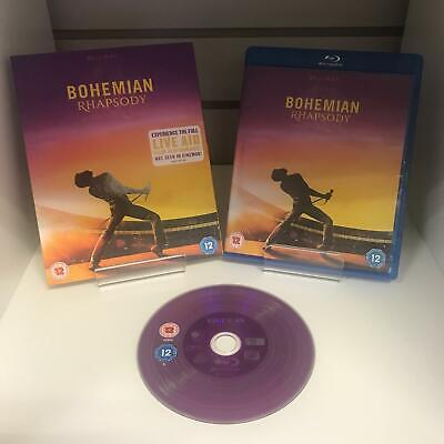 Bohemian Rhapsody (2018) Blu-ray - Fast and Free Delivery