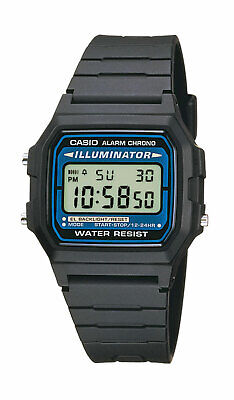 Casio F-105W-1AWYEF - Watch - Gents - Quartz Watch - Digital Watch - New