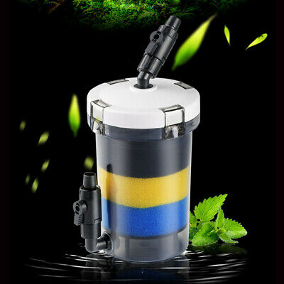 AU Aquarium Fish Tank External Canister Filter Outside Pre-Filter Multiple Hot