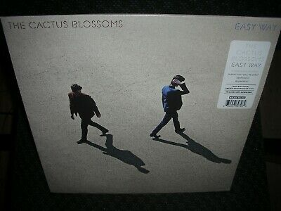 Cactus Blossoms **Easy Way **NEW COLORED RECORD LP VINYL indie only