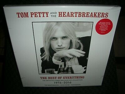 Tom Petty & Heartbreakers *The Best Of Everything *NEW FOUR RECORD LP VINYL