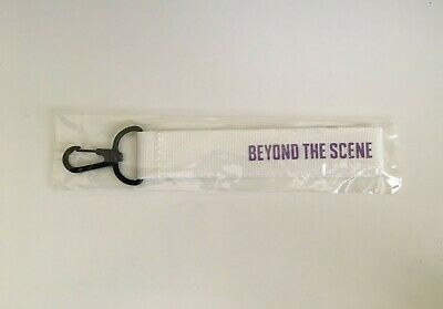 BTS 2018 Summer Package Official White Strap/ Name Tag