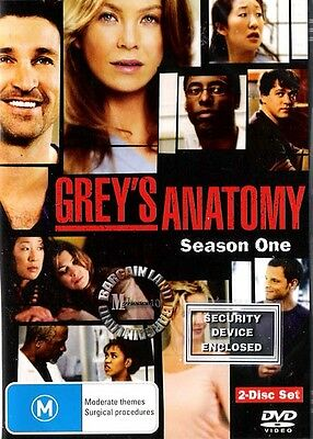 GREY'S ANATOMY Season 1 : NEW DVD