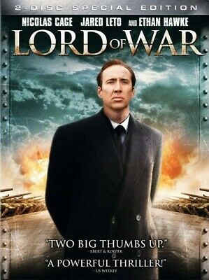 Lord of War [Special Edition] [2 Discs] (REGION 1 DVD New) CLR/WS