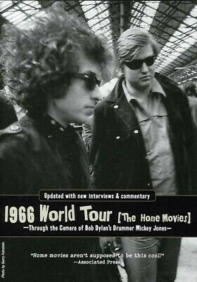 Bob Dylan: 1966 World Tour  - The Home Movies (REGION 0 DVD New)
