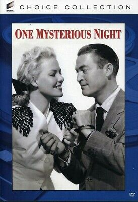 One Mysterious Night (REGION 0 DVD New) BW/DVD-R