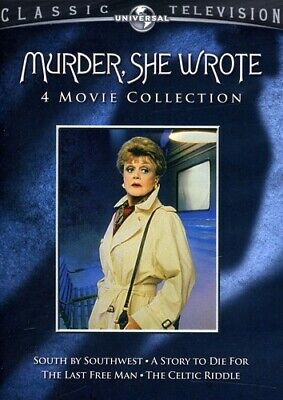 Murder, She Wrote: 4 Movie Collection [2 Discs] (REGION 1 DVD New)