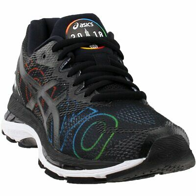 super populaire b2e1e 20b6d ASICS GEL-NIMBUS 20 Tokyo Running Shoes - Black - Womens