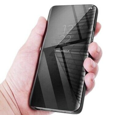 Samsung S-View Flip Cover For Galaxy S10 - Black