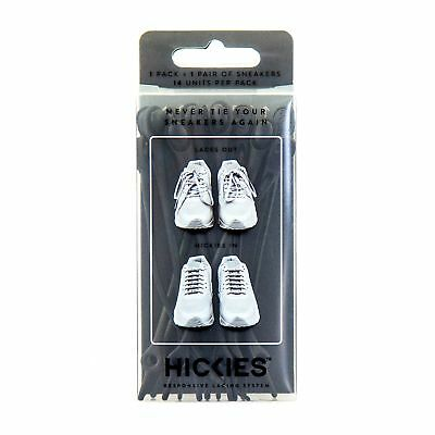 HICKIES 1.0 One Size Fits All No Tie Elastic Shoelaces