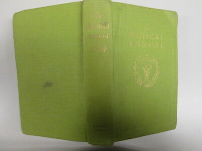 Acceptable - The Medical Annual - 1964 - unknown  Eighty-Second Year 1964. 552 p