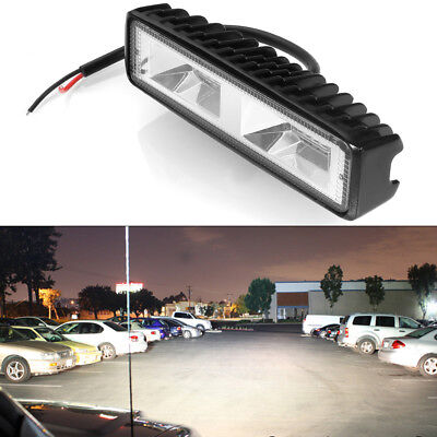 48W Cree LED Light Work Bar Lamp Driving Fog Offroad SUV 4WD ATV Car Boat Truck