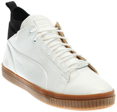 Puma Play Nude Running Shoes - White - Mens