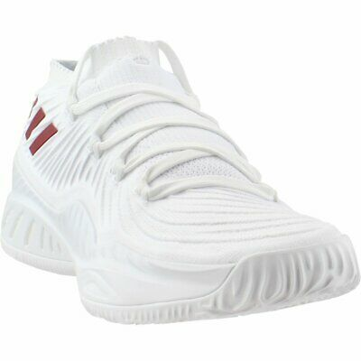 2993a38f401 adidas SM Crazy Explosive Low NBA NCAA WH Basketball Shoes White - Mens -  Size