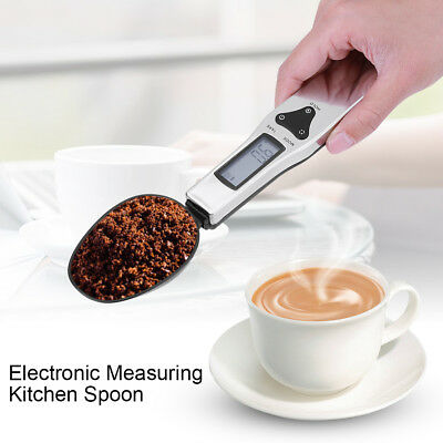 500g/0.1g Digital LCD Kitchen Lab Medical Electronic Spoon Food Weight Scale New