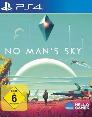 PS4 No Man's Sky (Sony PlayStation 4, 2016) [BRAND NEW, SEALED]