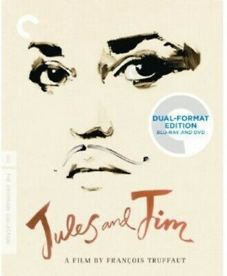 Jules and Jim [Criterion Collection] (REGION A Blu-ray New)