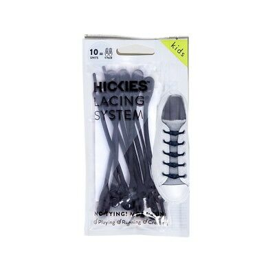 HICKIES Kids One Size Fits All Elastic No Tie Shoelaces